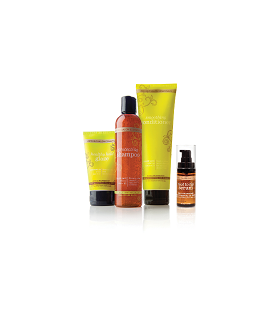 Bộ Dầu Gội Doterra - Salon Essentials ® Hair Care System ®
