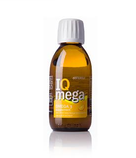 Phát Triển Trí Não - IQ Mega Omega-3 Fish Oil