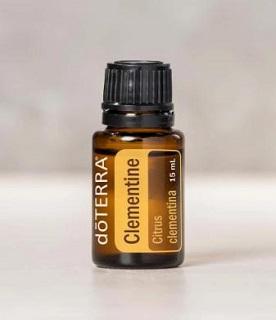 Tinh dầu Quýt Clementine