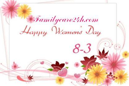 Chương trình khuyến mãi mừng ngày Quốc tế Phụ nữ 8/3/2021