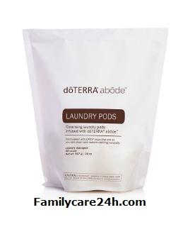 Bột giặt doTERRA abode Laundry Pods