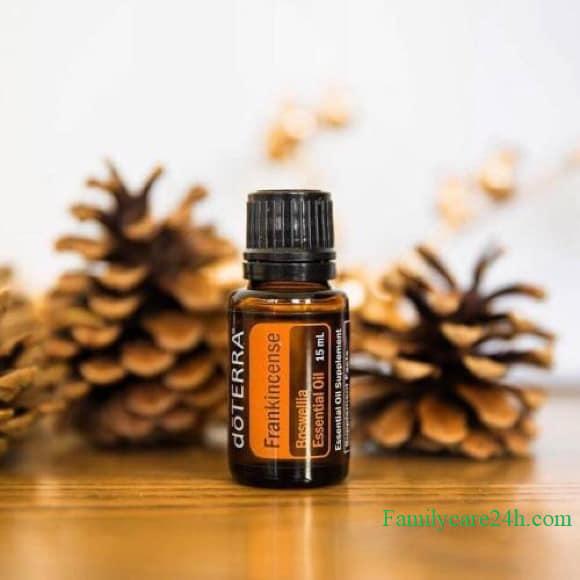 8 Lợi ích hồi phục từ tinh dầu Nhũ hương – Frankincense