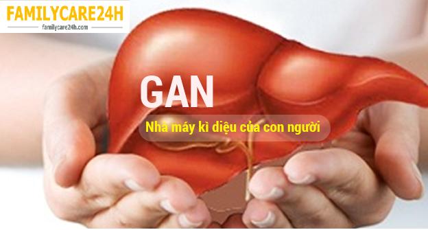 Những cách giúp điều trị bệnh GAN một cách tự nhiên