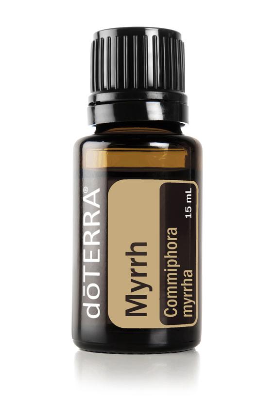 Lợi ích và công dụng đã được chứng minh của tinh dầu Mộc Dược - Myrrh