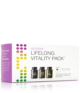 Sinh Lực Suốt Đời - Lifelong Vitality Pack ®