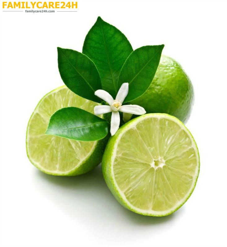 Lime - Chanh á đông (Chanh xanh)