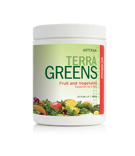 Hỗn hợp rau, củ,  quả - TerraGreens ®