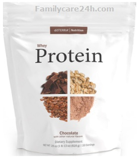 doTERRA Chocolate Whey Protein