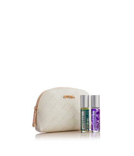 Signature Aromas with Monogram Clutch