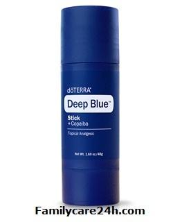 Deep Blue Stick-Thanh xương khớp, vết bầm