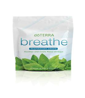 Viên Ngậm Hỗ Trợ Hô Hấp - dōTERRA Breathe® Respiratory Drops
