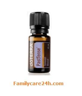Tinh dầu giảm đau đầu, căng thẳng PastTense